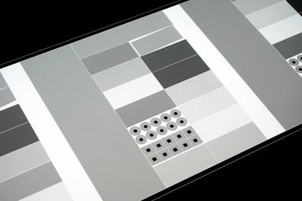 手書きのラフ図面からフィルムマスク作製